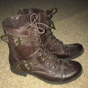Guess Combat Boots